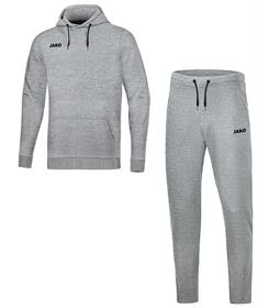 JAKO Joggingpak Base Sweater met Kap m9465-41