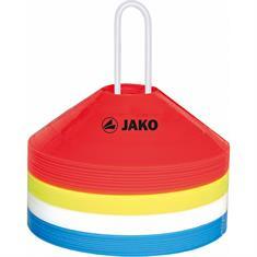 JAKO Markeringshoedjes 40-er Set 4 kleurig 2134