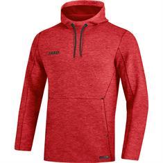 JAKO Sweater met kap Premium Basics 6729-01