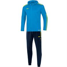 JAKO Trainingspak polyester met kap Striker 2.0 m9419-89